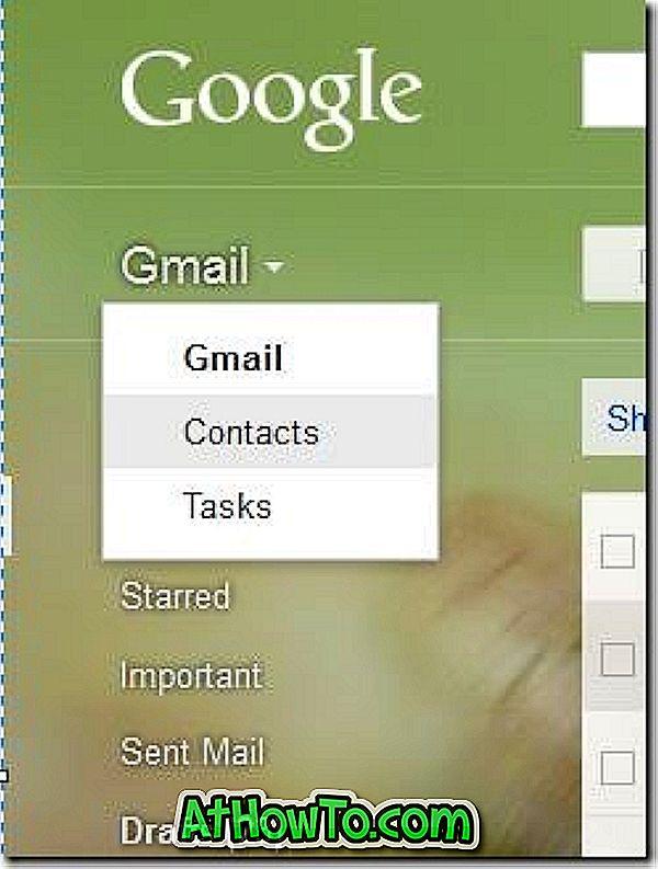 Cara Import Import Kenalan Outlook Com Ke Gmail - internet