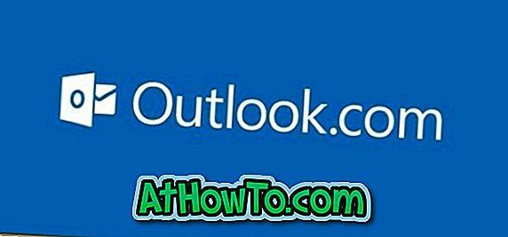 Importieren von Outlook.Com-Kontakten in Google Mail