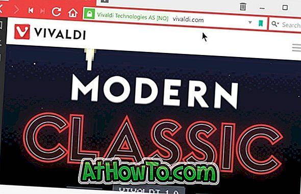 So installieren Sie Adobe Flash für Vivaldi Browser
