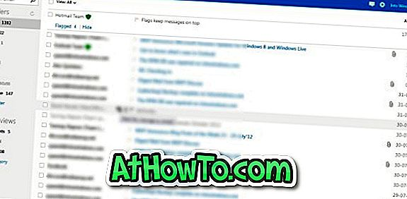 Benennen Sie Hotmail & Live-Konto in Outlook.com um
