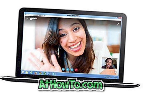 Skype per il web: Skype senza scaricare l'app