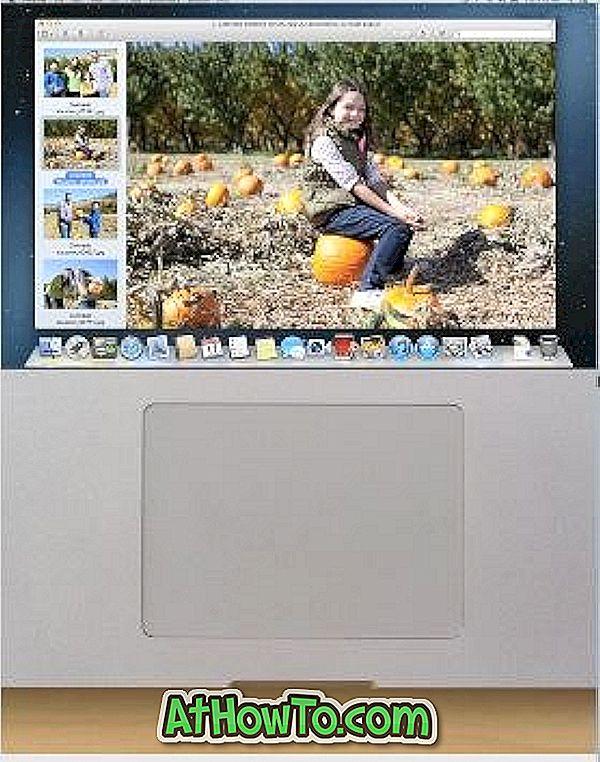 Deaktivieren des MacBook Trackpad bei angeschlossener Maus