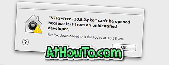 Fix: Kann nicht geöffnet werden, da es sich um einen identifizierten Entwicklerfehler auf dem Mac handelt