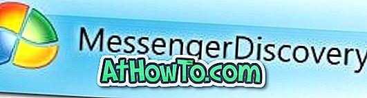 Messenger Discovery: ultima estensione di Windows Live Messenger