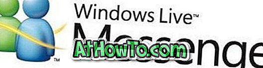 So deinstallieren Sie Windows Live Messenger in Windows 7