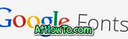 Cum se utilizează Fonturile Google în Office 365 & 2019/2016