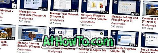 무료 Windows 7 Step by Step 및 Office 2010 단계별 비디오 가이드 Microsoft Press