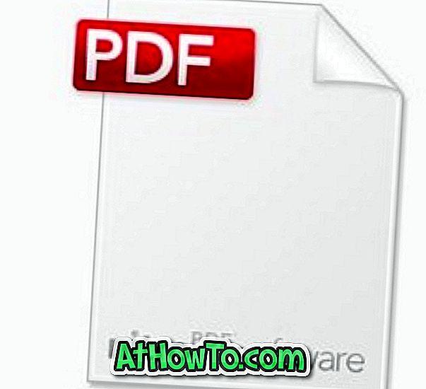 Hoe een bestand als PDF op te slaan in Microsoft Office 2010