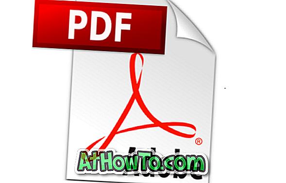 Hoe PDF-bestanden bewerken in Office Word 2013