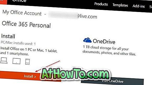 Office 365 Offline Installer herunterladen (vollständige Installation)