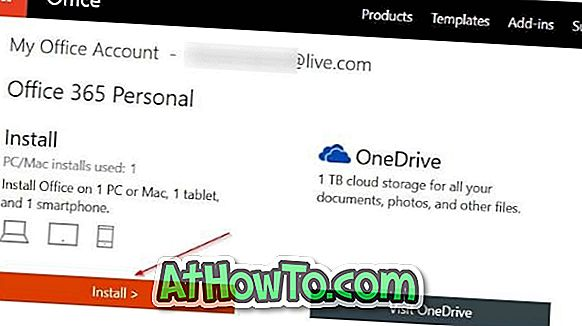 Office 365 ऑफ़लाइन इंस्टॉलर (पूर्ण सेटअप) डाउनलोड करें