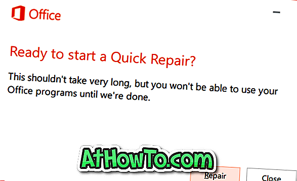 Hoe Office 365 te repareren Installeren op Windows 10