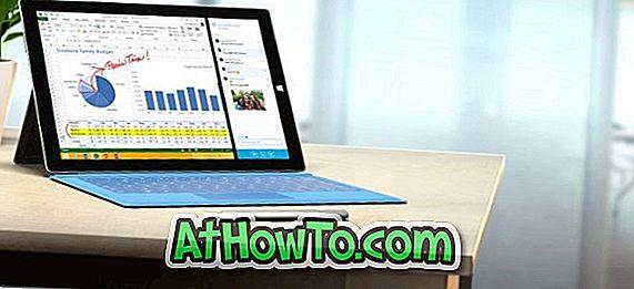 Vergleich von Microsoft Surface Pro 3 und Pro 2 Spezifikationen