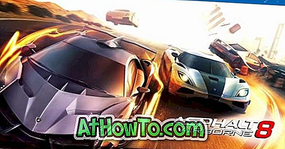 Come resettare Asphalt 8: Airborne In Windows 10