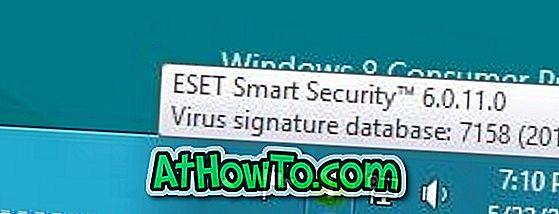 Einrichten und Verwenden der Diebstahlsicherungsfunktion in ESET Smart Security