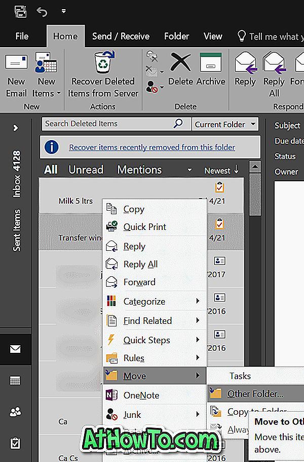 Wiederherstellen gelöschter Microsoft-Aufgabenlisten und -aufgaben
