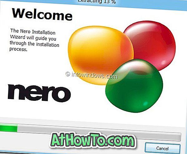 So geben Sie nach der Installation von Nero 11 Speicherplatz frei