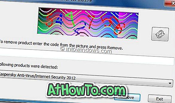 Sådan fjerner du fuldstændigt Kaspersky Antivirus 2012 og Kaspersky Internet Security 2012