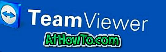 Kaugprintimine TeamVieweri abil