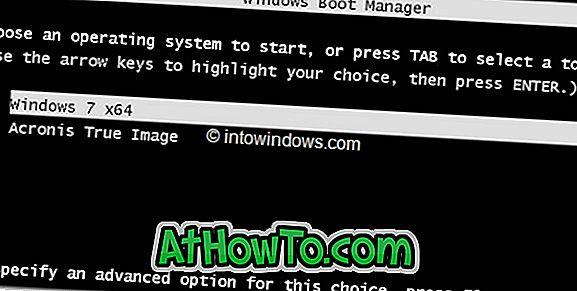 すばやくバックアップおよび復元するために、WindowsブートマネージャにAcronis True Image Homeを追加します。