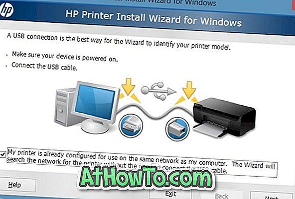 HP Druckertreiber für Windows 10/8