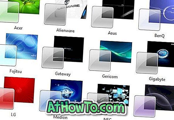 Lae alla 20 ilusat OEM-teemat Windows 7-le