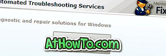 Napraw system Windows XP Online przy użyciu Microsoft ATS