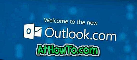 Povoliť a používať offline prístup programu Outlook.com