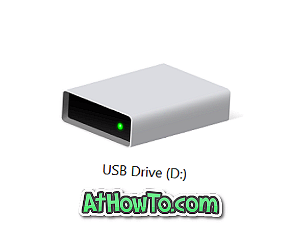 Como formatar USB Flash Drive via prompt de comando no Windows 10