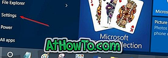 Kā pārdēvēt Microsoft vai vietējo kontu sistēmā Windows 10