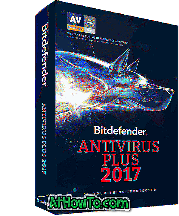 Windows 10/8 için Bitdefender Antivirus Plus'ı indirin