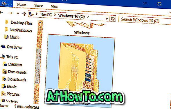 Як відновити Windows ключ продукту з папки Windows.old. \ T