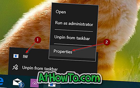 So hängen Sie eine Datei an die Windows 10-Taskleiste an