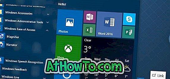 Πώς να ξεκινήσετε προγράμματα / εφαρμογές κατά την εκκίνηση στα Windows 10
