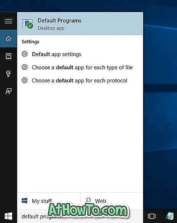 fa02f0d38 Slik endrer du standard nettleser i Windows 10 - Windows 10