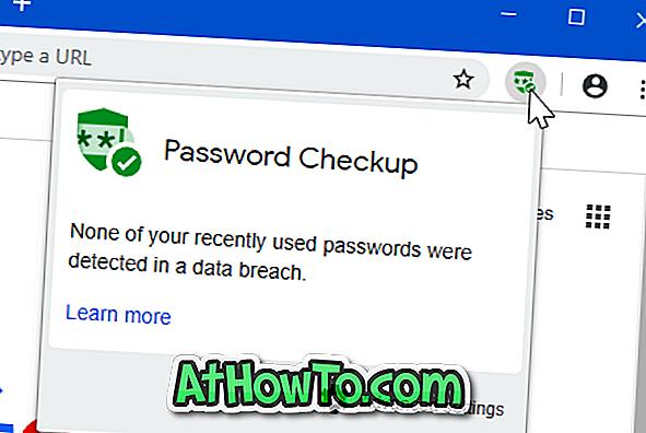 Google Password Checkup: Kontrollér, om dine adgangskoder er lækket