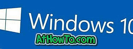 Chiave del prodotto di anteprima di Windows 10