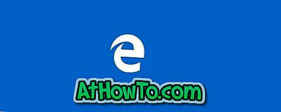 Sådan ændres Standard Download Location i Microsoft Edge
