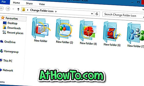 """Kaip pakeisti aplanko piktogramą """"Windows 10/8/7"""""""