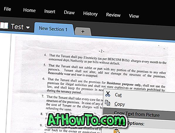 Windows 10'da Resim Dosyasından Metin Çıkarmak için 2 Ücretsiz OCR Aracı
