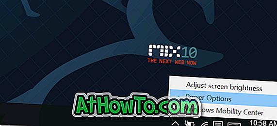 Kā atspējot automātisko vai adaptīvo ekrāna spilgtumu operētājsistēmā Windows 10