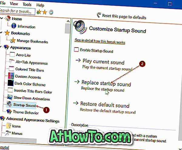 So ändern Sie Windows 10 Startup Sound mit Leichtigkeit