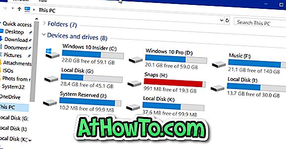 Cum de a schimba dimensiunea fontului Explorer în Windows 10