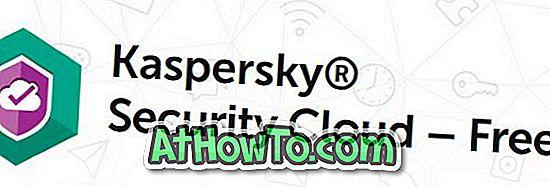 Laden Sie Kaspersky Security Cloud Free für Windows 10 herunter