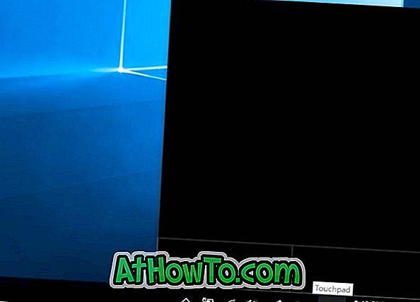 Iespējot un pielāgojot virtuālo skārienpaliktni operētājsistēmā Windows 10