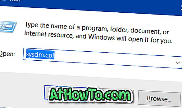 วิธีการคืนค่าระบบใช้พื้นที่ดิสก์น้อยลงใน Windows 10