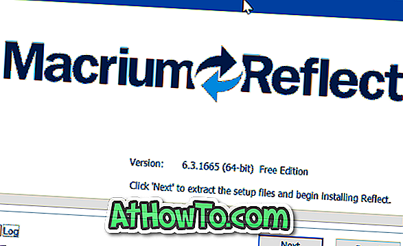 Macrium Reflect Free für Windows 10