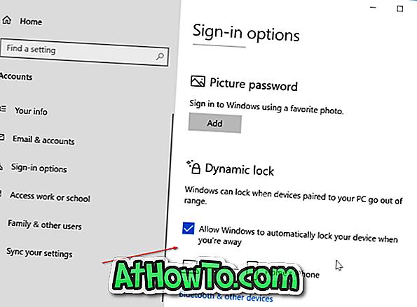 Cara Menyediakan Kunci Dinamik Di Windows 10
