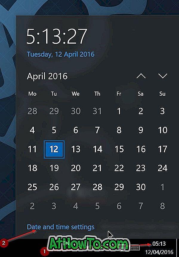 Poprawka: Niepoprawna data i godzina w systemie Windows 10