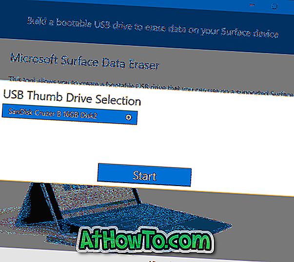 Download het Microsoft Surface Data Eraser Tool - windows 10